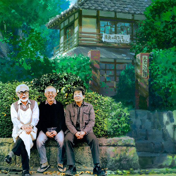 the Kingdom of Dreams and Madness (Mami Sunada – 2013)