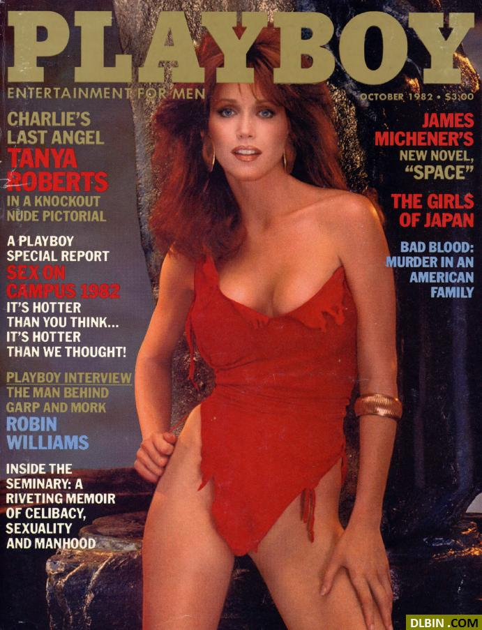 playboy octobre 1982