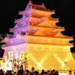 Le Yuki Matsuri de Sapporo (fin) : la nuit