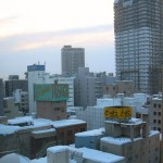 Le Yuki Matsuri de Sapporo (suite) : les à côtés