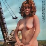 Bijins de la semaine (13) : Reiko Ike & Miki Sugimoto dans un numéro de Heibon Punch de 1971