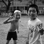 Peasu serie (6/?) : à l'école maternelle
