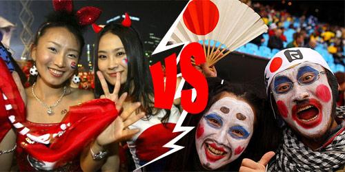 buvette refait match corée vs japon