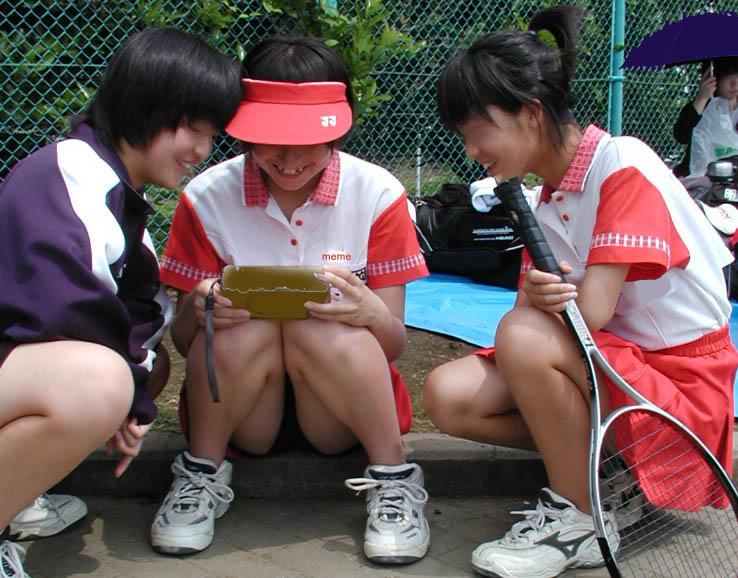tennis féminin 7