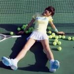 (the DC Archives) Les dessous du tennis féminin japanisthanais