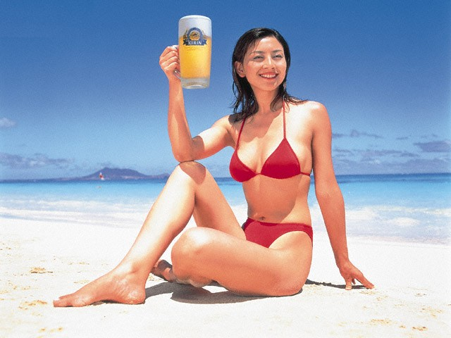 beer girl 12