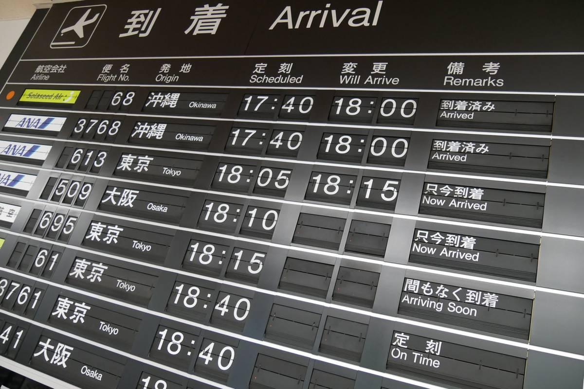 aeroport arrivee