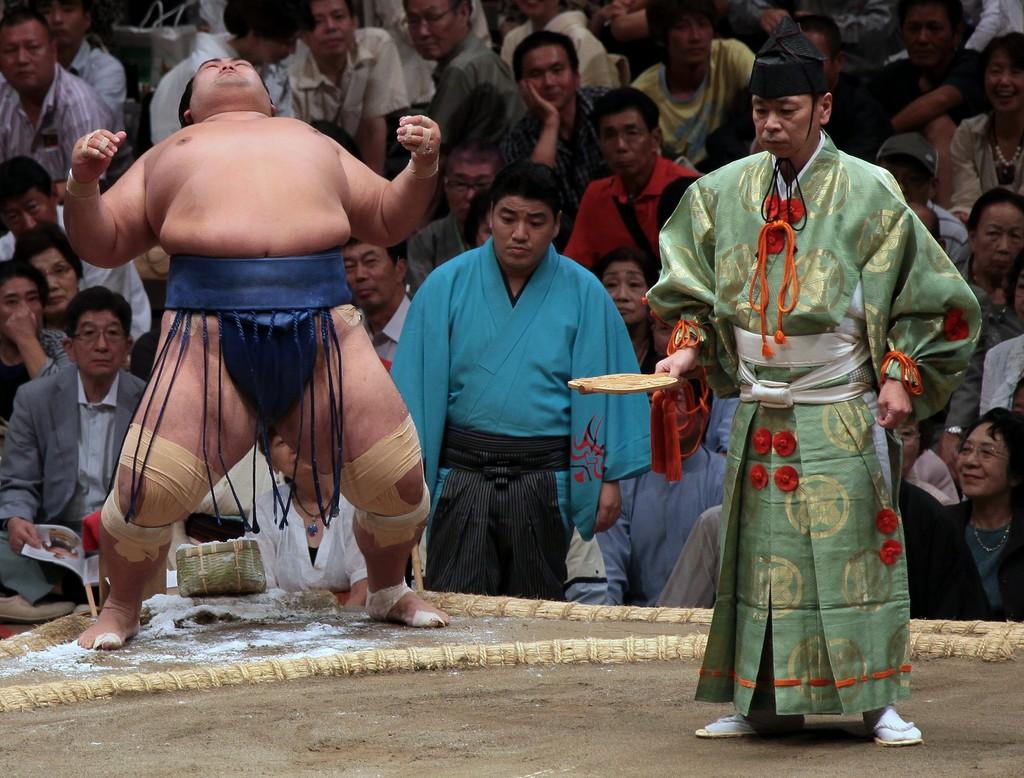 sumo-preparatifs